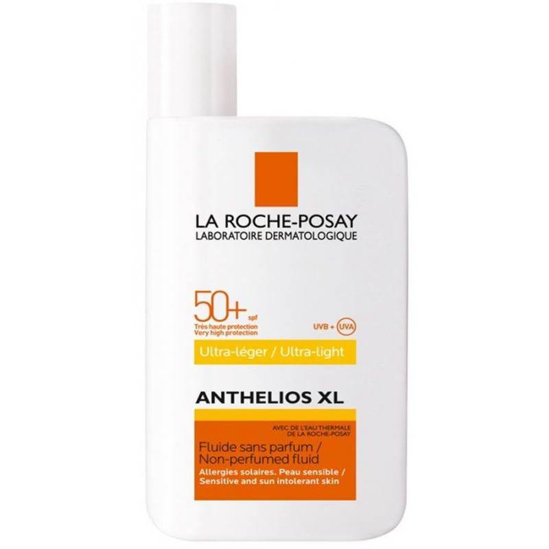 фото упаковки La Roche-Posay Anthelios XL 50+ ультралегкий флюид для лица