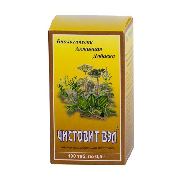 фото упаковки Чистовит-ВЭЛ