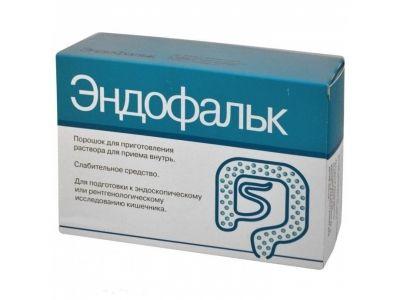 Эндофальк, порошок для приготовления раствора для приема внутрь, 55.32 г, 6шт.