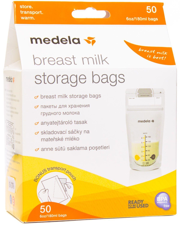 фото упаковки Medela Пакеты для хранения грудного молока