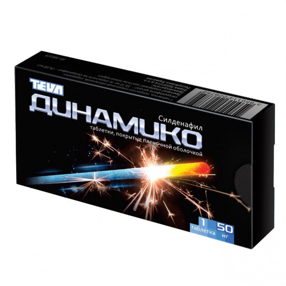 фото упаковки Динамико