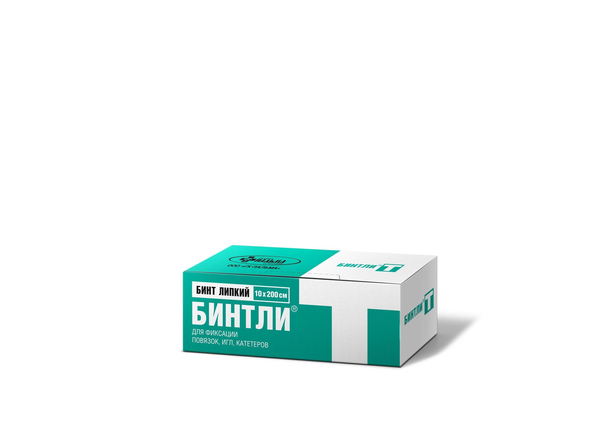 фото упаковки Бинтли Т