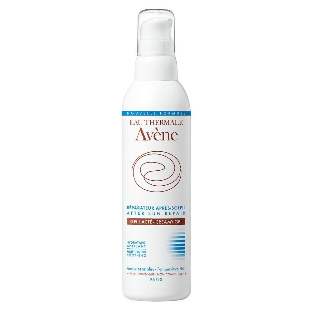 фото упаковки Avene крем-гель восстанавливающий после солнца