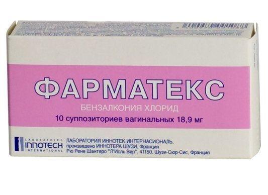 фото упаковки Фарматекс