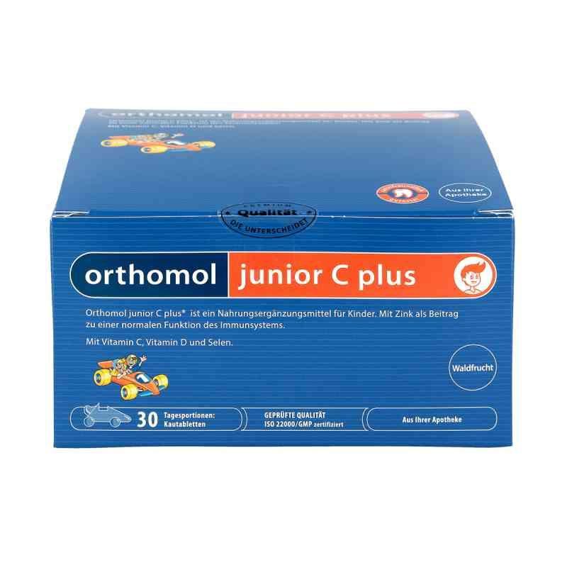 фото упаковки Orthomol Junior C plus