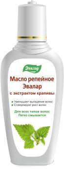 фото упаковки Масло репейное с экстрактом крапивы