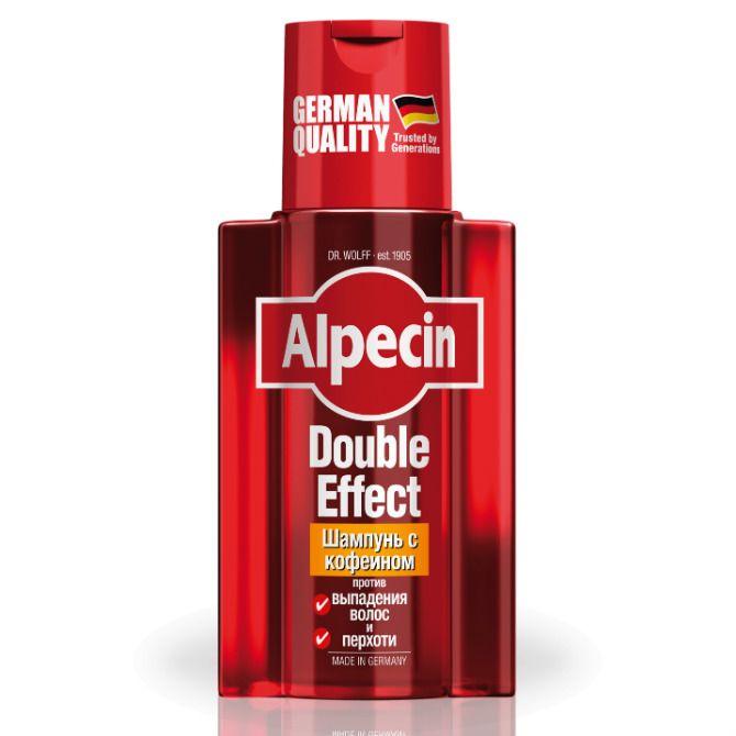 фото упаковки Alpecin Шампунь с кофеином от выпадения волос и перхоти