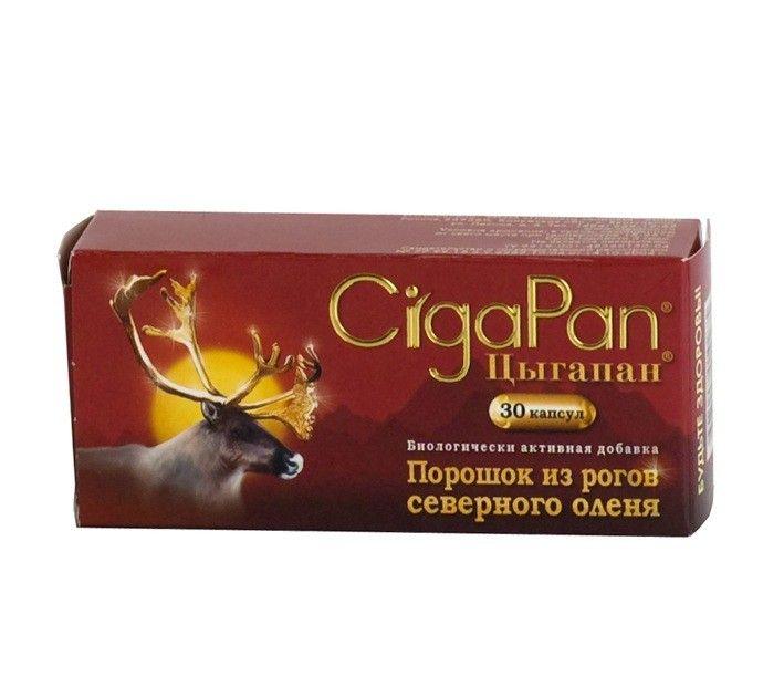 фото упаковки Цыгапан