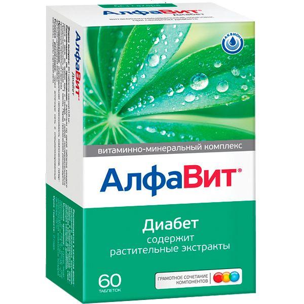 фото упаковки Алфавит Диабет