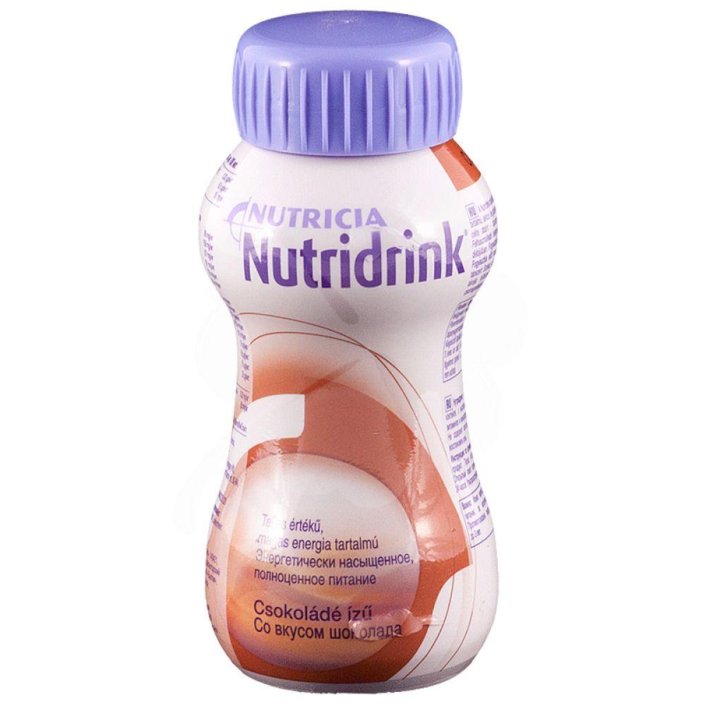 Nutridrink compact protein, жидкость для приема внутрь, со вкусом шоколада, 200 мл, 1 шт.