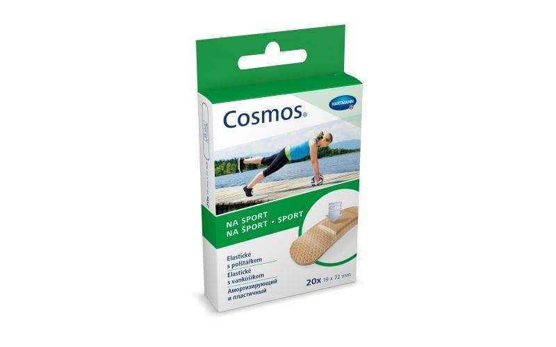 фото упаковки Cosmos Sport Пластырь