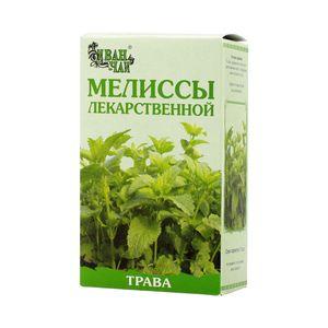 Мелиссы лекарственной трава, трава измельченная, 50 г, 1шт.