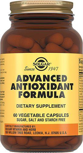 Solgar Антиоксидантная формула, капсулы, 60 шт.