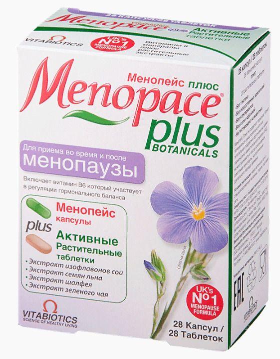 фото упаковки Менопейс Плюс