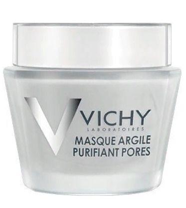 фото упаковки Vichy маска с глиной очищающая поры
