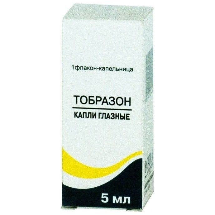 фото упаковки Тобразон