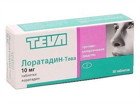фото упаковки Лоратадин-Тева