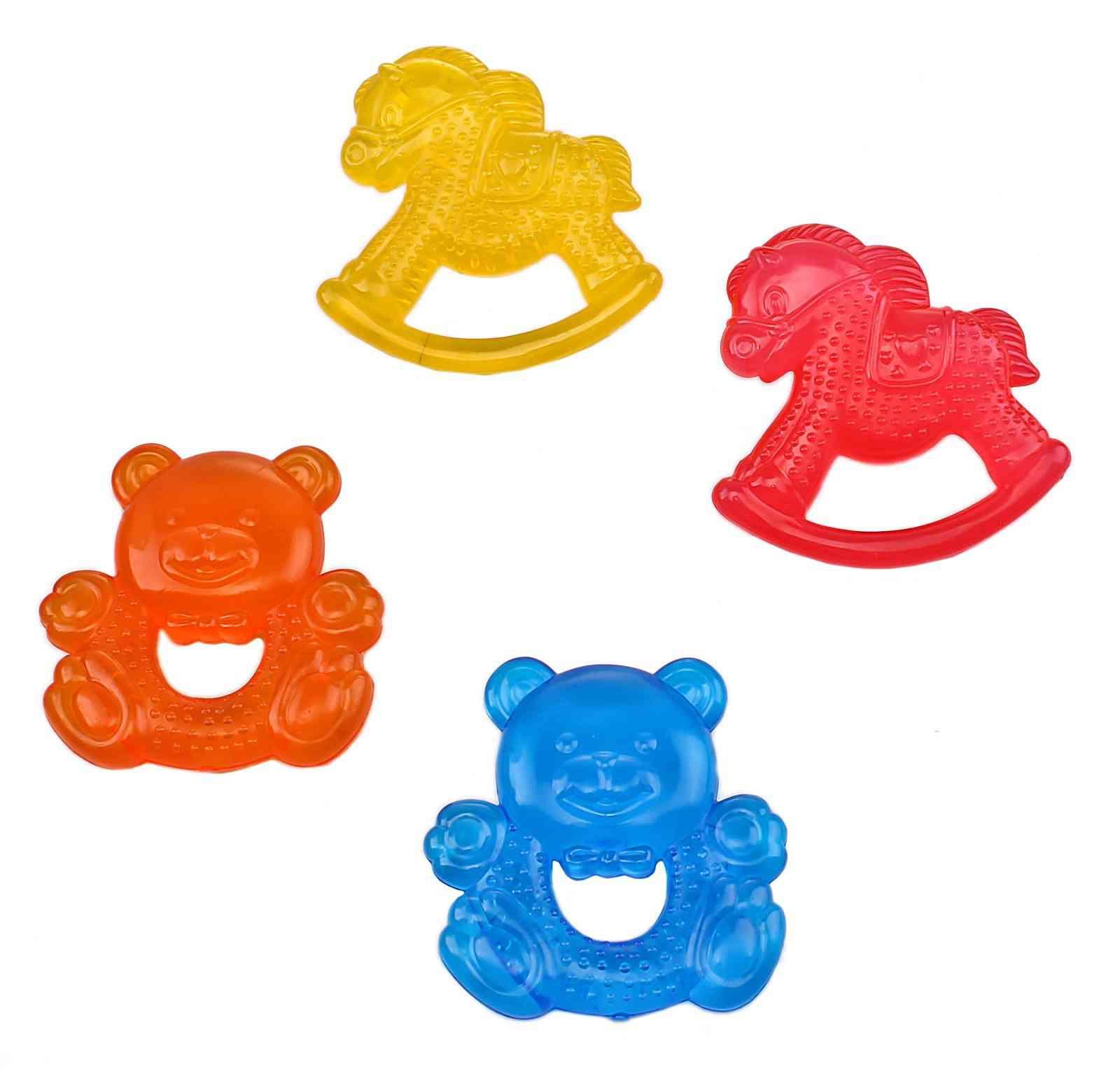 фото упаковки Курносики Прорезыватель с водой Любимые игрушки