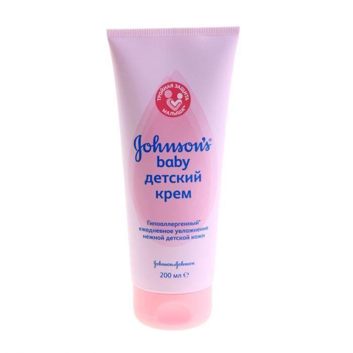 фото упаковки Johnson's baby Крем детский