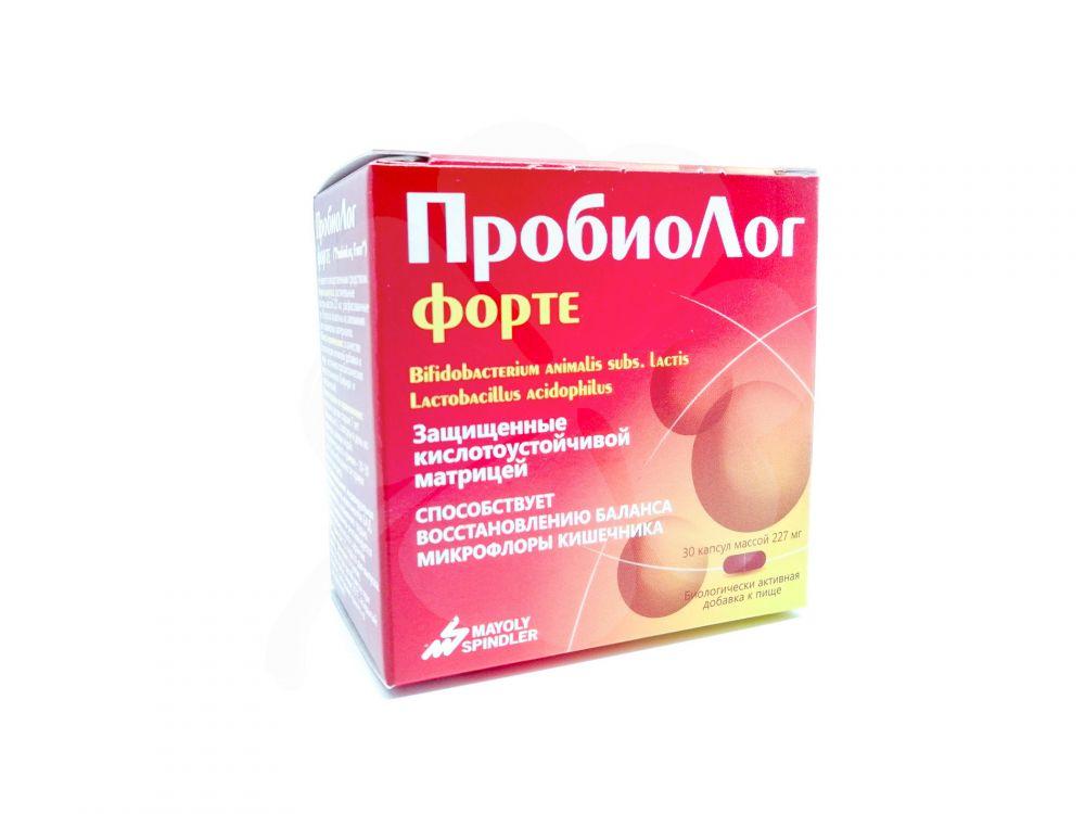 фото упаковки ПробиоЛог Форте