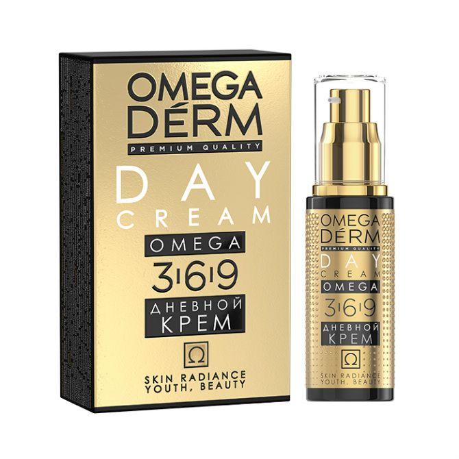фото упаковки Omegaderm Omega 3,6,9 Дневной крем Интенсивное увлажнение