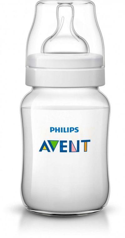 фото упаковки Бутылочка Philips AVENT Classic+ полипропиленовая