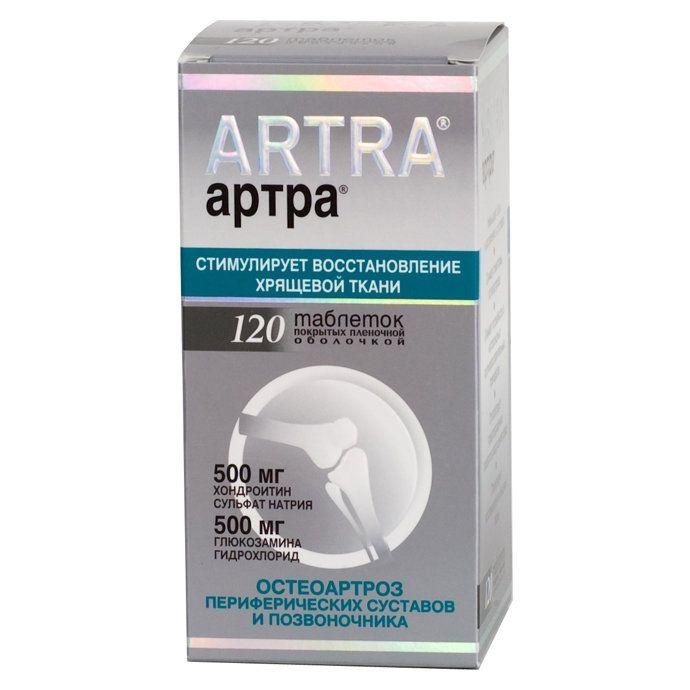 фото упаковки Артра