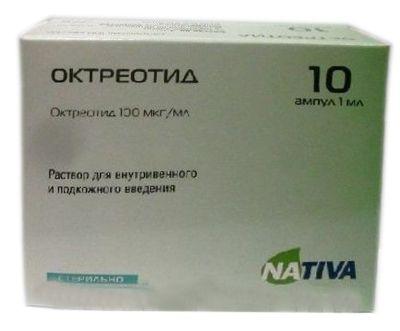 фото упаковки Октреотид