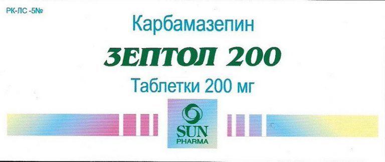 фото упаковки Зептол