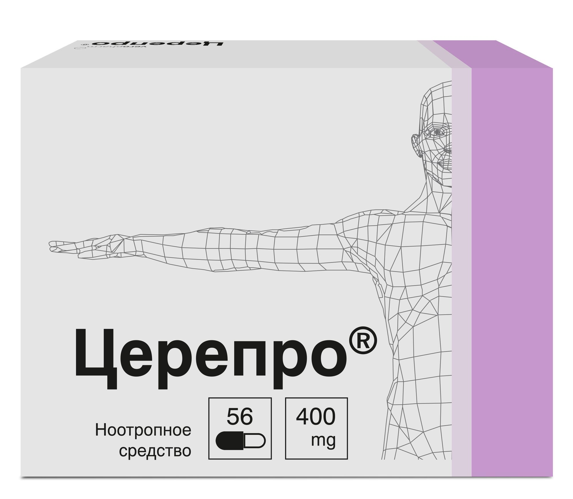 фото упаковки Церепро