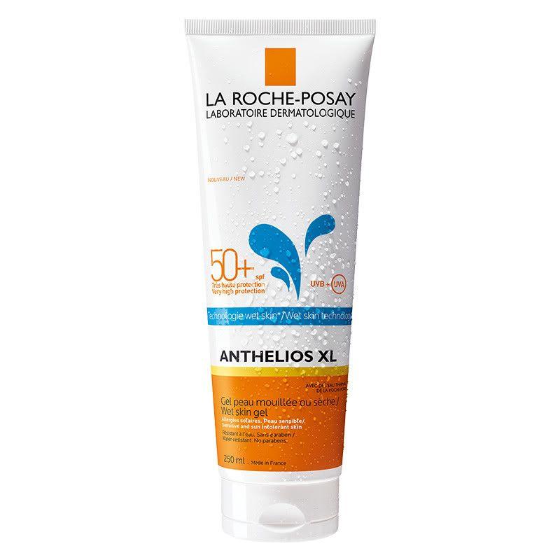 фото упаковки La Roche-Posay Anthelios XL Wet skin SPF50+ гель солнцезащитный