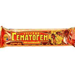 Гематоген «Русский» медовый
