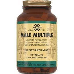 Solgar мультивитаминный и минеральный комплекс для мужчин