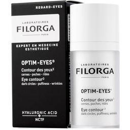Filorga Optim Eyes крем для контура глаз, крем для контура глаз, 15 мл, 1 шт.