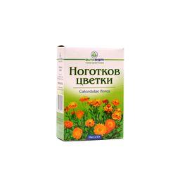 Ноготков цветки, сырье растительное измельченное, 50 г, 1шт.