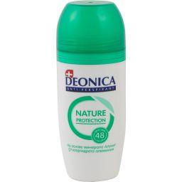 Deonica Антиперспирант Nature protect, 45 мл, 1 шт.