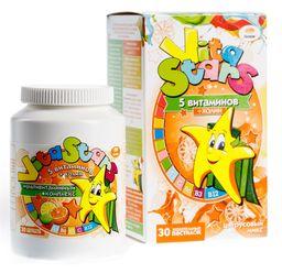 VitaStars мультивитаминный комплекс с холином