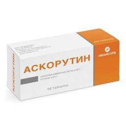 Аскорутин,