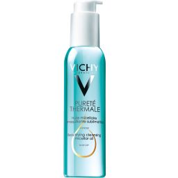 Vichy Purete Thermale мицеллярное масло для снятия макияжа, масло для наружного применения, 125 мл, 1 шт.