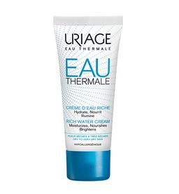 Uriage Eau Thermale Крем увлажняющий обогащенный, крем, для сухой и очень сухой кожи, 40 мл, 1 шт.