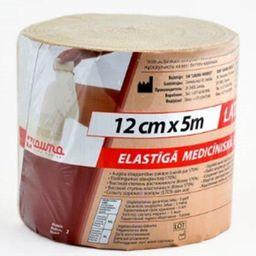 Бинты эластичные медицинские, 5мх12см, высокой растяжимости, 1 шт.