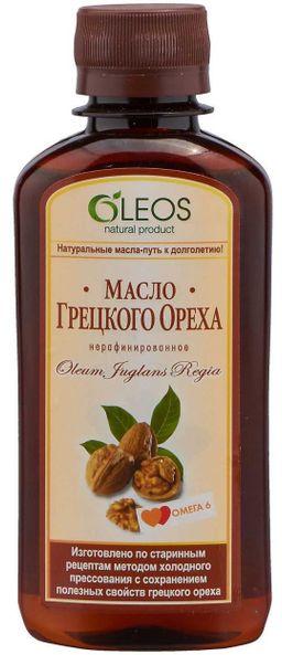 Oleos Масло грецкого ореха