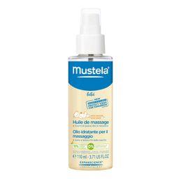 Mustela масло для массажа детское