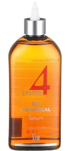 System 4 Биоботаническая сыворотка против выпадения волос, сыворотка, 500 мл, 1шт.