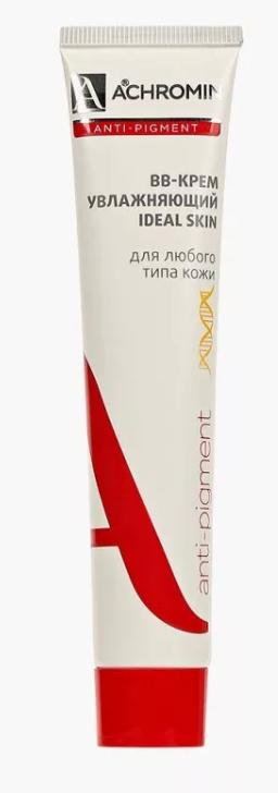 Achromin ВВ-крем для любого типа кожи, 50 мл, 1шт.