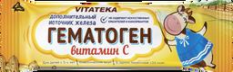 Витатека Гематоген с витамином С
