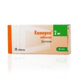 Камирен, 2 мг, таблетки, 30шт.