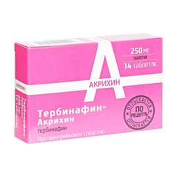 Тербинафин-Акрихин,