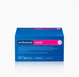 Orthomol Natal, капсулы и таблетки, на 30 дней, 30 шт.