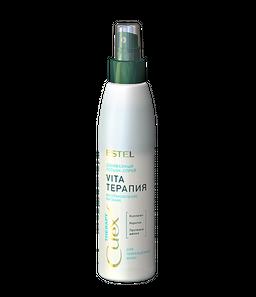 Estel Curex Therapy лосьон-спрей для поврежденных волос Vita-терапия